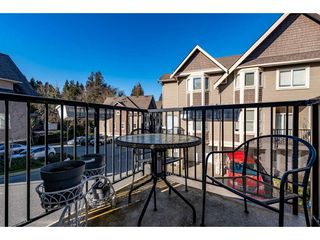 "Photo 19: 1 33321 GEORGE FERGUSON Way in Abbotsford: Central Abbotsford Townhouse for sale in ""Cedar Lane"" : MLS®# R2438184"