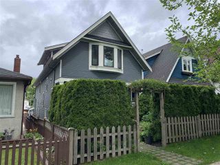 Main Photo: 1803 E 7TH Avenue in Vancouver: Grandview Woodland House 1/2 Duplex for sale (Vancouver East)  : MLS®# R2455811