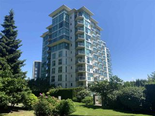 """Photo 1: 810 2763 CHANDLERY Place in Vancouver: South Marine Condo for sale in """"RIVER DANCE"""" (Vancouver East)  : MLS®# R2469769"""