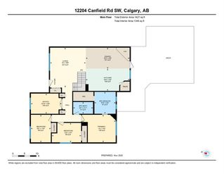 Photo 34: 12204 Canfield Road SW in Calgary: Canyon Meadows Detached for sale : MLS®# A1049030