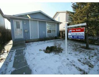 Photo 1:  in CALGARY: Riverbend Residential Detached Single Family for sale (Calgary)  : MLS®# C3200574