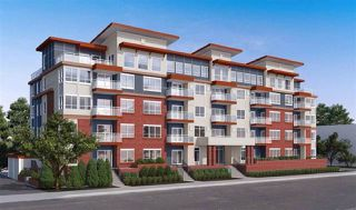 "Main Photo: 208 2229 ATKINS Avenue in Port Coquitlam: Central Pt Coquitlam Condo for sale in ""DOWNTOWN POINT"" : MLS®# R2428101"