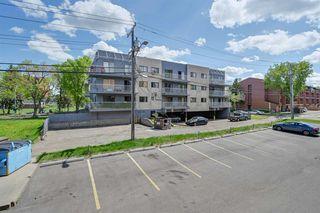 Photo 27: 116 10555 93 Street in Edmonton: Zone 13 Condo for sale : MLS®# E4200589