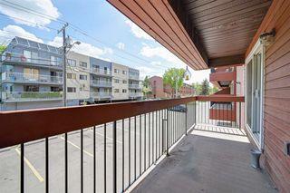 Photo 25: 116 10555 93 Street in Edmonton: Zone 13 Condo for sale : MLS®# E4200589
