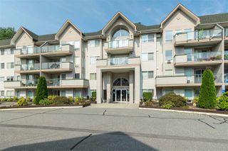 """Main Photo: 105 33738 KING Road in Abbotsford: Poplar Condo for sale in """"College Park"""" : MLS®# R2494775"""