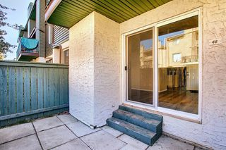 Photo 28: 48 2511 38 Street NE in Calgary: Rundle Row/Townhouse for sale : MLS®# A1036999