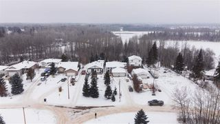 Photo 38: 318 Smith Crescent: Rural Parkland County House for sale : MLS®# E4221163