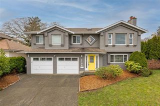 Photo 1: 4108 Larchwood Dr in : SE Lambrick Park House for sale (Saanich East)  : MLS®# 860826