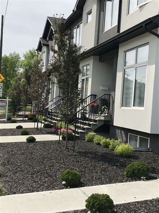 Photo 1: 15005 108 Avenue in Edmonton: Zone 21 Townhouse for sale : MLS®# E4223398