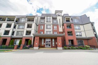 "Photo 1: 225 8880 202 Street in Langley: Walnut Grove Condo for sale in ""The Residences"" : MLS®# R2396369"