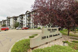 Photo 30: 403 2430 GUARDIAN Road in Edmonton: Zone 58 Condo for sale : MLS®# E4214342
