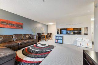 Photo 2: 403 2430 GUARDIAN Road in Edmonton: Zone 58 Condo for sale : MLS®# E4214342