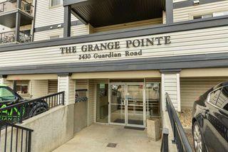 Photo 26: 403 2430 GUARDIAN Road in Edmonton: Zone 58 Condo for sale : MLS®# E4214342