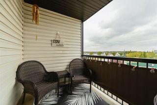 Photo 22: 403 2430 GUARDIAN Road in Edmonton: Zone 58 Condo for sale : MLS®# E4214342