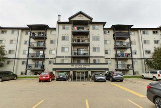 Photo 28: 403 2430 GUARDIAN Road in Edmonton: Zone 58 Condo for sale : MLS®# E4214342