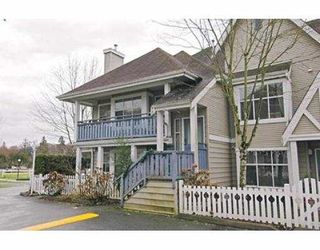 """Photo 2: 109 12099 237TH ST in Maple Ridge: East Central Townhouse for sale in """"GABRIOLA"""" : MLS®# V574780"""