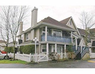 """Photo 1: 109 12099 237TH ST in Maple Ridge: East Central Townhouse for sale in """"GABRIOLA"""" : MLS®# V574780"""