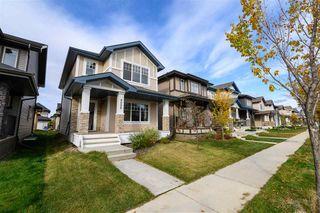 Main Photo: 4008 ALLAN Crescent in Edmonton: Zone 56 House for sale : MLS®# E4176253