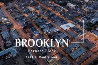 Main Photo: 808 1471 St. Pauls Street in Kelowna: Condo for sale