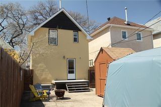 Photo 30: 435 Victor Street in Winnipeg: Residential for sale (5A)  : MLS®# 202010613