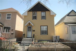 Photo 1: 435 Victor Street in Winnipeg: Residential for sale (5A)  : MLS®# 202010613