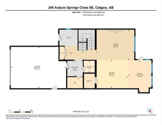 Photo 48: 240 Auburn Springs Close SE in Calgary: Auburn Bay Detached for sale : MLS®# C4297821