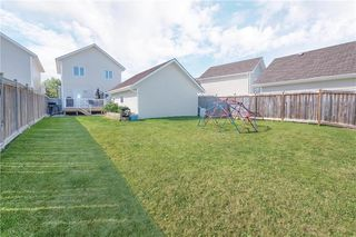 Photo 30: 33 Cobblestone Court in Niverville: Fifth Avenue Estates Residential for sale (R07)  : MLS®# 202020954