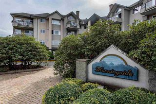 "Photo 1: 410 45520 KNIGHT Road in Chilliwack: Sardis West Vedder Rd Condo for sale in ""MORNINGSIDE"" (Sardis)  : MLS®# R2488394"