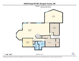 Photo 49: 54424 RR 260: Rural Sturgeon County House for sale : MLS®# E4218419