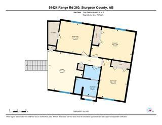 Photo 50: 54424 RR 260: Rural Sturgeon County House for sale : MLS®# E4218419