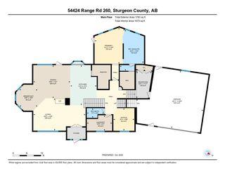 Photo 48: 54424 RR 260: Rural Sturgeon County House for sale : MLS®# E4218419