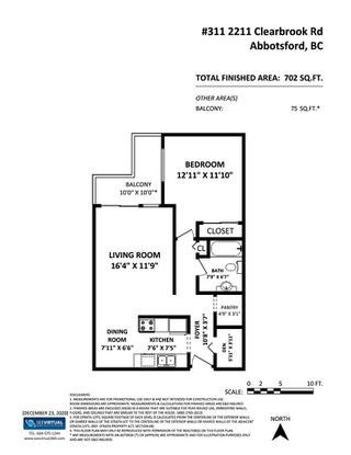 """Photo 25: 311 2211 CLEARBROOK Road in Abbotsford: Abbotsford West Condo for sale in """"GLENWOOD MANOR"""" : MLS®# R2524980"""