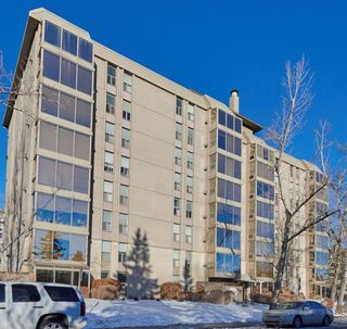 Photo 1: 202 4555 Varsity Lane NW in Calgary: Varsity Apartment for sale : MLS®# A1058728