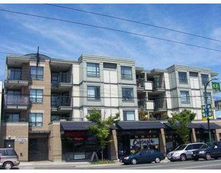 "Photo 1: 406 2741 E HASTINGS ST in Vancouver: Hastings East Condo for sale in ""THE RIVIERA"" (Vancouver East)  : MLS®# V598537"