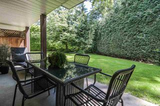 "Photo 17: 702 1750 MCKENZIE Road in Abbotsford: Poplar Townhouse for sale in ""Alderglen"" : MLS®# R2414586"