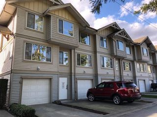 """Photo 1: 20 5388 201A Street in Langley: Langley City Townhouse for sale in """"The Courtyard"""" : MLS®# R2441511"""