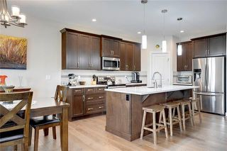 Photo 7: 810 Stone Garden Drive: Carstairs Semi Detached for sale : MLS®# C4302973