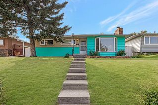 Main Photo: 17 FENTON Road SE in Calgary: Fairview Detached for sale : MLS®# A1034923