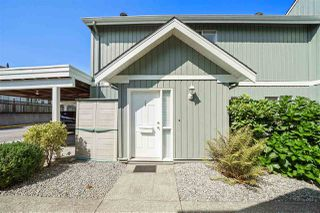 """Main Photo: 7 12334 224 Street in Maple Ridge: East Central Townhouse for sale in """"DEER CREEK PLACE"""" : MLS®# R2501899"""