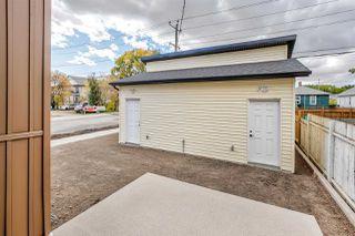 Photo 35: 9606 119 Avenue in Edmonton: Zone 05 House Half Duplex for sale : MLS®# E4219950