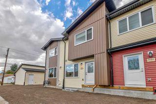 Photo 3: 9606 119 Avenue in Edmonton: Zone 05 House Half Duplex for sale : MLS®# E4219950