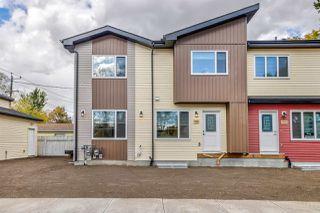 Photo 2: 9606 119 Avenue in Edmonton: Zone 05 House Half Duplex for sale : MLS®# E4219950