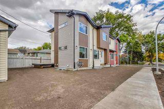 Photo 4: 9606 119 Avenue in Edmonton: Zone 05 House Half Duplex for sale : MLS®# E4219950