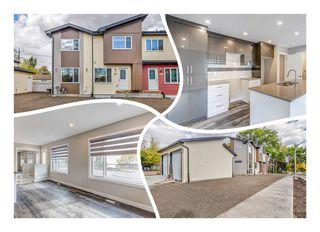 Photo 1: 9606 119 Avenue in Edmonton: Zone 05 House Half Duplex for sale : MLS®# E4219950