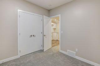 Photo 32: 9606 119 Avenue in Edmonton: Zone 05 House Half Duplex for sale : MLS®# E4219950