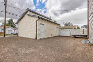 Photo 36: 9606 119 Avenue in Edmonton: Zone 05 House Half Duplex for sale : MLS®# E4219950