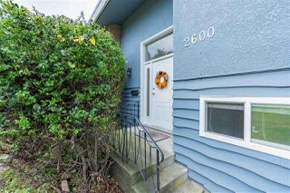Photo 8: 2600 WALLACE Street in Vancouver: Point Grey House for sale (Vancouver West)  : MLS®# R2518793