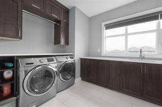 Photo 25: 3539 WATSON Point in Edmonton: Zone 56 House for sale : MLS®# E4172989