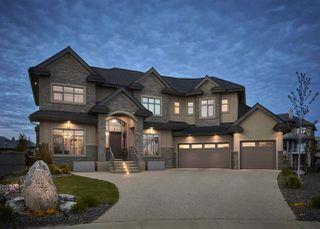 Photo 1: 3539 WATSON Point in Edmonton: Zone 56 House for sale : MLS®# E4172989
