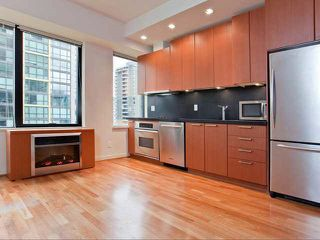 "Main Photo: 710 1333 W GEORGIA Street in Vancouver: Coal Harbour Condo for sale in ""THE QUBE"" (Vancouver West)  : MLS®# R2420548"